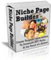 **Niche Page Builder**Software with Master Resell Rights