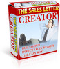 Thumbnail **Sales Letter Creator Software**Writes Your Sales Copy-MMR