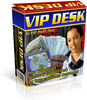 Thumbnail *Vip Desk* Web Based Customer Support & Service Desk w/MMR