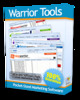 Thumbnail *Warrior Tools* 5 Tops Internet Marketing Tools w/Mrr