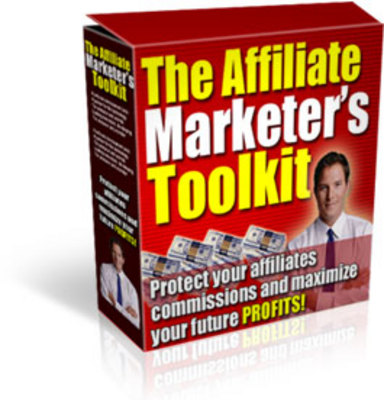 Product picture Affiliate Marketers Toolkit w/MMR
