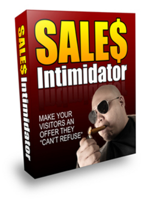 Product picture **New Sales Intimidator Script w/*Bonuses* and PLR**