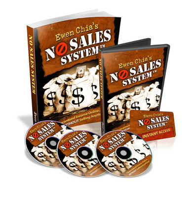 Product picture Ewen Chia Launches *The No Sales System* Easy Income Online