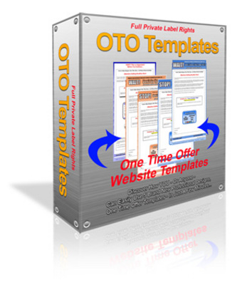 Product picture **OTO Templates** 5 Pack - With Private Label Rights