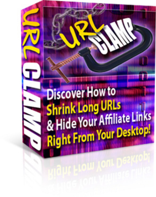Product picture *Url Clamp* Shrinks Long Urls & Hide Your Affiliate Links