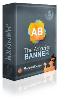 Product picture **Amazing Banner Maker** Special Promo